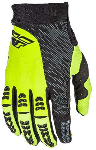 Fly Racing Men's Evolution 2.0 Gloves (Hi-Vis/Black, Size 9)