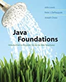 Java Foundations: Introduction to Program Design and Data Structures Value Package (includes Addison-Wesley's Java Backpack Reference Guide)