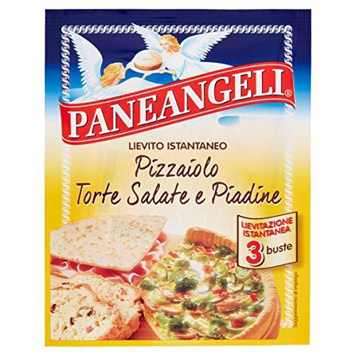 Paneangeli Lievito Pizzaiolo - 5 confezioni da 3 pezzi da 15 g [15 pezzi, 225 g]