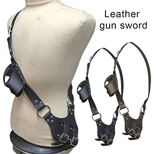 Buy Discount Sword Belt Holder Made of Leather, Sword Holder Belt Medieval Rapier, Pirate Belt Pirat...
