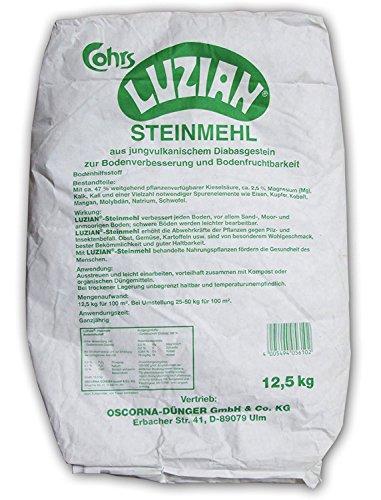 Oscorna Luzian Steinmehl 12,5 kg