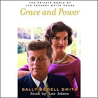 Grace and Power audiobook cover art