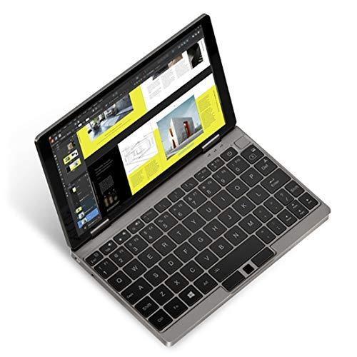 Anbel Soporte Duple banda WiFi y Bluetooth y la huella digital de desbloqueo, Intel Core i7 10510Y, Windows 10 Place, 16 GB + 512 GB, 8.4 pulgadas, uno con NETBOOK OneMix3 Pro portátil Platinum Editio