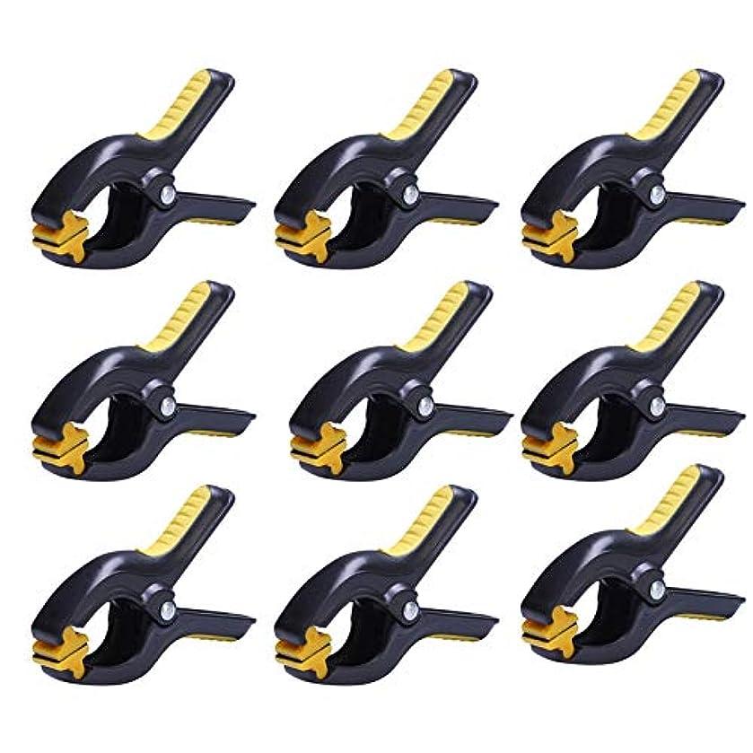 抽選ヒューマニスティックペンスACAMPTAR 9個/ロット プラスチック製クリップ固定具液晶画面固定クランプ タブレット携帯電話用リペアキット