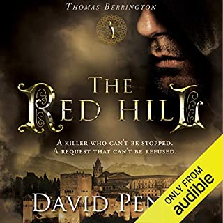 The Red Hill audiobook cover art