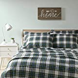 Best Flannel Sheets - Comfort Spaces Cotton Flannel Breathable Warm Deep Pocket Review