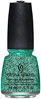 China Glaze Nail Lacquer Twinkle Collection, Pine-ing for Glitter