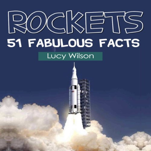 Rockets audiobook cover art