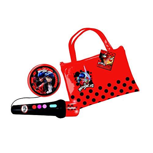 Ladybug- Zag Bolso con amplificador y micro de mano (Claudio Reig 2677.0) , color/modelo surtido
