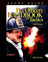 Fire Officer's Handbook of Tactics Study Guide (text only) 3rd (Third) edition by J. Norman