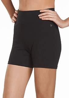 Women's Bike Short with Wide Waistband