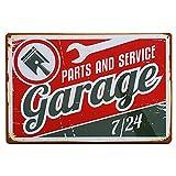 Kayi vintage Poster mural rétro plaque en métal Bar Pub Home Plaque Cafe Home Bar Sticker mural de décoration, Fer, Caipirinha, 7.9 x 11.8 Inch (7.8 * 11.8 in, Parts and service)