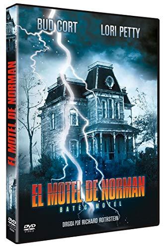 El Motel de Norman DVD 1987 Bates Motel