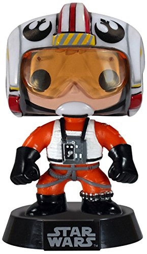 Funko 2596 POP Bobble Star Wars Luke Pilot Action Figure