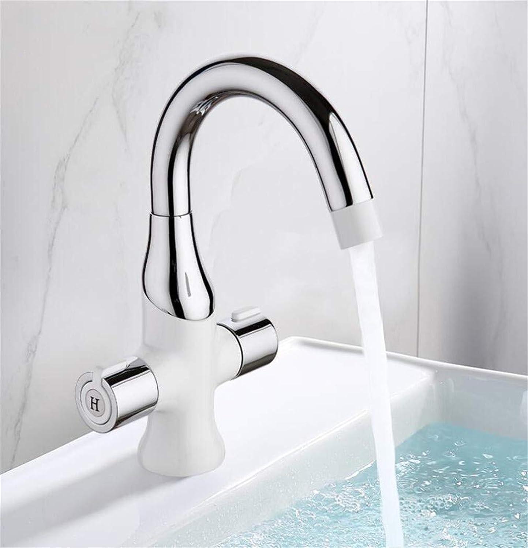 GAPPO wasser mischbatterie waschbecken wasserhahn waschbecken wasserhahn mischer badezimmer wasserhahn wei messing wasserhahn toilette waschtischmischer GA1049