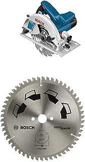 Bosch Professional 0601623070 GKS 190 Corded 240 V Circular Saw and Bosch 190 mm Circular Saw Blade