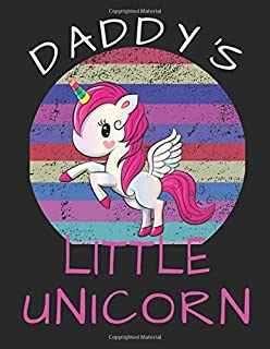Daddy's Little Unicorn: Age Play Little Space Unicorn Coloring Book
