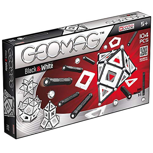 Geomag, Classic Black and White 013,...