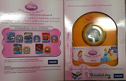 VTech - V.Smile Pro Castillo Princesas