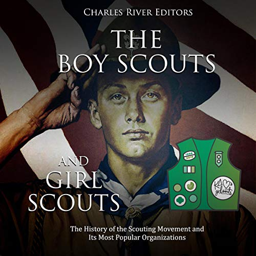 The Boy Scouts and Girl Scouts cover art