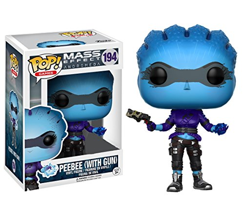 Funko - Figura Pop Mass Effect peebee Gun