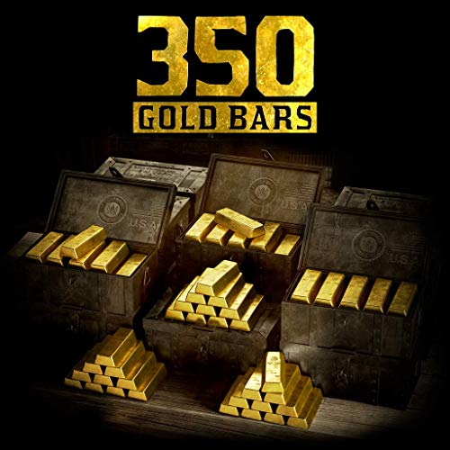 Red Dead Redemption 2 350 Gold Bars - PS4 [Digital Code]