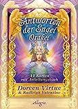 Antworten der Engel-Orakel: 44 Orakelkarten mit Anleitungsbuch - Doreen Virtue