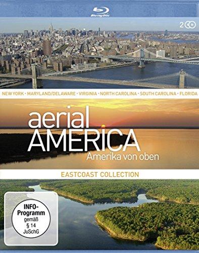 Aerial America (Amerika von oben) - Eastcoast Collection [Blu-ray]