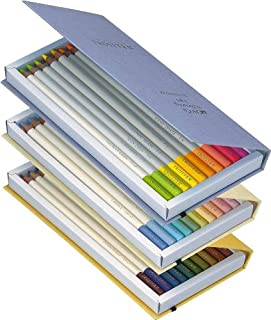 Tombow Irojiten Colored Pencil Dictionary Set, Seascape, 30-Pack