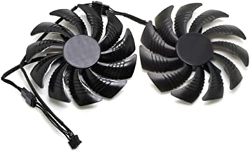 New 87mm T129215SU Cooler Fan for Gigbyte Geforce GTX 1050 1050Ti 1060 1070 1070Ti G1 Radeon RX570 580 RX470 480 G1 Gaming Cooling Fan