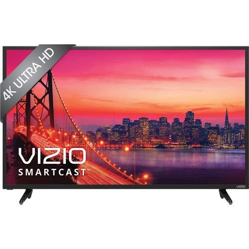 VIZIO E50U-D2 49.51' 4K Ultra HD Smart TV Wi-Fi Black LED TV