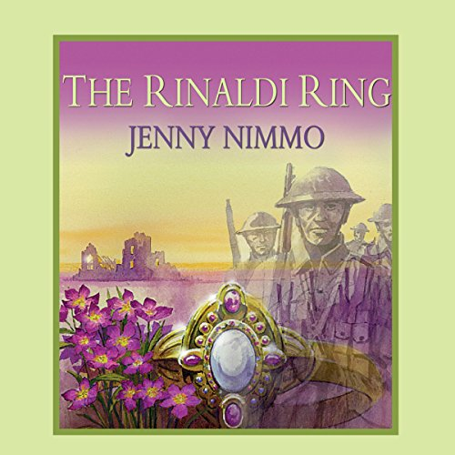 The Rinaldi Ring audiobook cover art