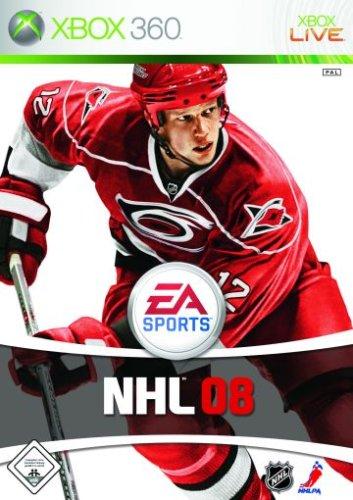 NHL 08 [Importación alemana]
