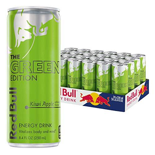 Red Bull Energy Drink, Kiwi Apple, 8.4 Fl Oz (24 Count)