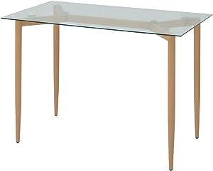 vidaXL Tavolo Tavola Tavolino Moderno Sala da Pranzo Salotto Cucina 120x70x75 cm