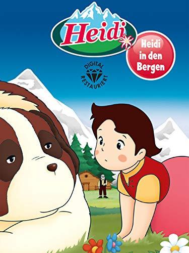 Heidi in den Bergen (Digital Restauriert)