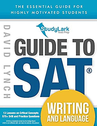 StudyLark Guide to SAT Writing and Language