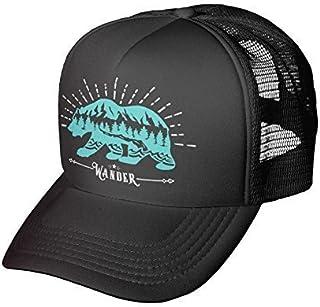 Bear Wander Trucker Hat