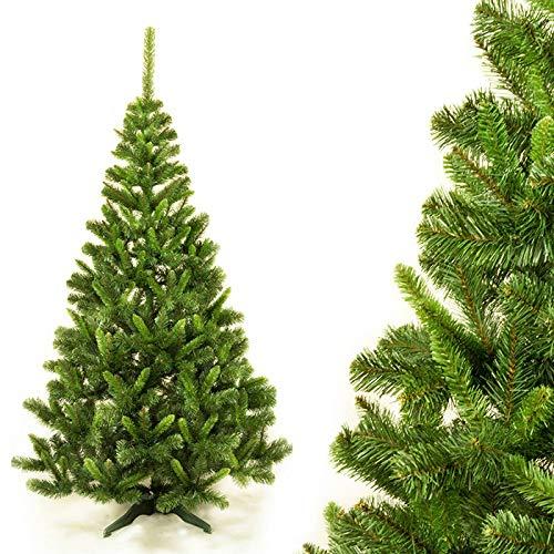 HOME 4U - Albero di Natale Artificiale, 160 cm