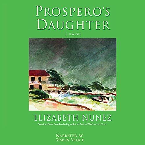 Prospero's Daughter audiobook cover art