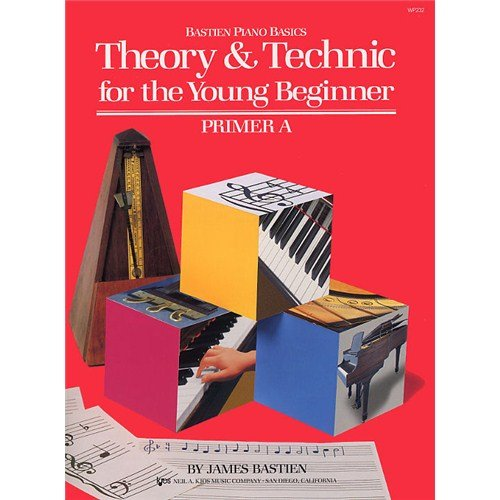 Piano Basics: Theory and Technique for The Young Beginner Primer A