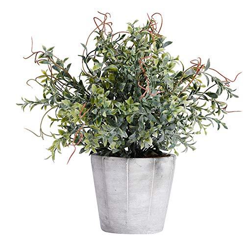 BOENTA Evergreen Plants House Plants Plant Indoor Plant Pots House Plant Indoor Plants With Pots Fake Plants For Bedroom green 2