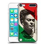 Official Frida Kahlo Retrato Portraits And Quotes Hard Back Case Compatible for Apple iPod Touch 5G 5th Gen