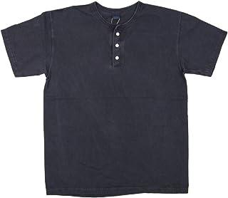 (グッドオン) Good On ショートスリーブ ヘンリーネック Tシャツ カットソー 無地 メンズ レディース GOST1102P