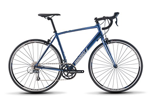Diamondback Bicycles Century 1 Road Bike, 56cm Frame, Blue, 56cm/Large