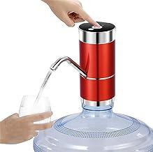 LEJIA Waterpomp Dispenser, draagbare Cup vorm USB oplaadbare automatische elektrische waterpomp knop dispenser voor thuis,...