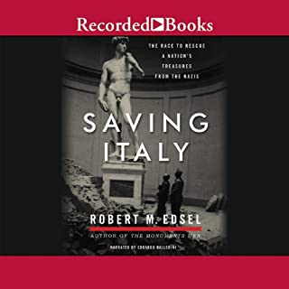 Saving Italy cover art