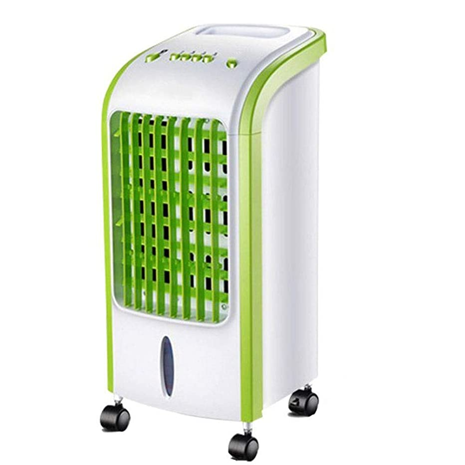 DHJD Portable evaporative Evaporative Coolers Portable Air Conditioner Silent Air Cooler, Air Conditioning Fan, Cold Fan, Water-Cooled, Cold Air Fan