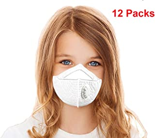 dressffe kids face mask n95 particulate