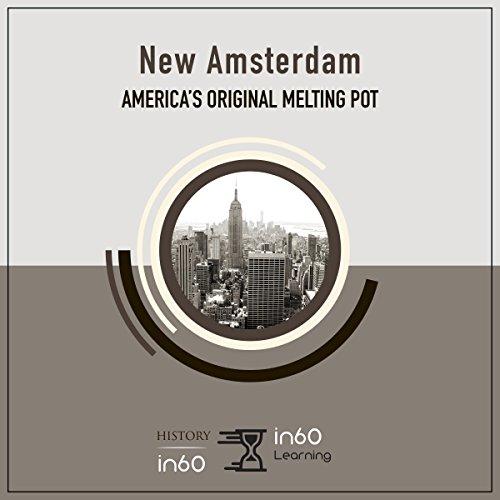 New Amsterdam audiobook cover art